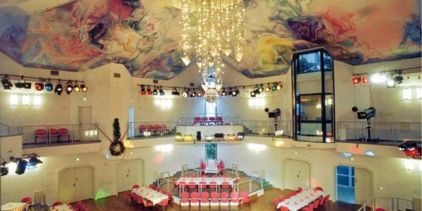 Freizeitforum Marzahn großer Saal