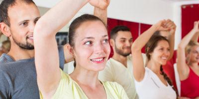 Tanzkurse in der Tanzschule