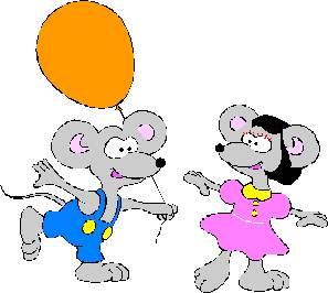 kleine Tanz - Mäuse